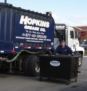 Hopkins Grease Recycle